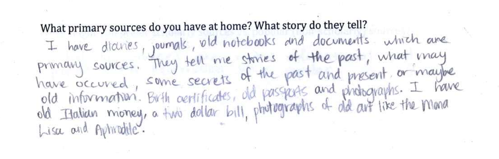 Primary source essay is college worth it